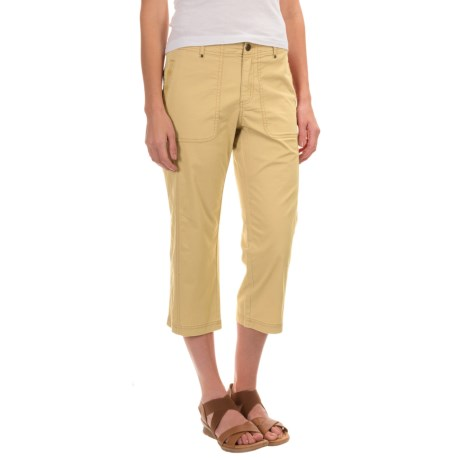 Royal Robbins Marly Capris - Stretch Cotton (For Women)