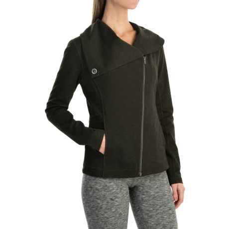 lucy Hatha Jacket (For Women)