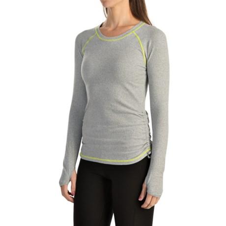 lucy Dashing Stripes Shirt - Long Sleeve (For Women)