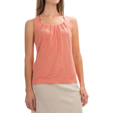 Royal Robbins Noe Pleated Tank Top - UPF 25+, Micromodal® (For Women)