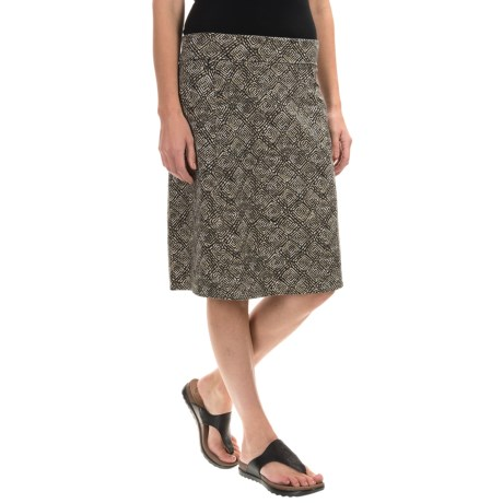Royal Robbins Essential Tie-Diamond Skirt (For Women)