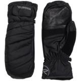 Rossignol Puff PrimaLoft® Mittens - Waterproof, Insulated (For Men)