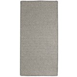 Colonial Mills All-Natural Houndstooth Wool Accent Rug - 2x4'