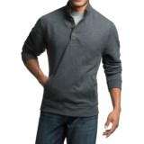 Sherpa-Lined Sweatshirt with Pockets (For Men)