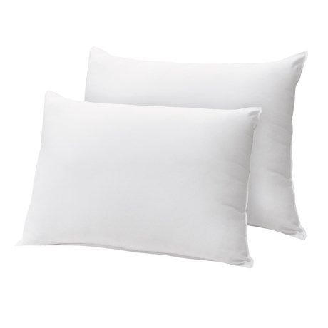 Pacific Coast Feather HydroSense Down Alternative Pillows - King, 2-Pack