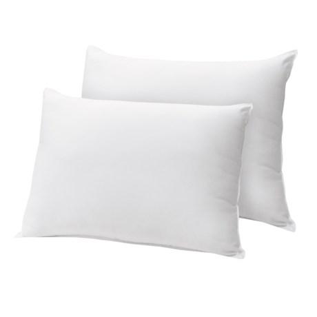 Tahari Down Alternative Pillows - King, 300 TC Egyptian Cotton, 2-Pack