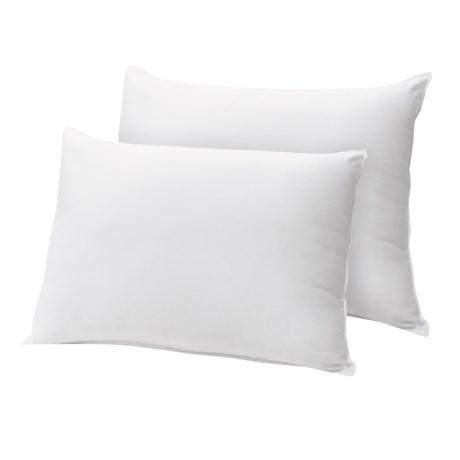 Tahari Down Alternative Pillows - Super Standard, 300 TC Egyptian Cotton, 2-Pack