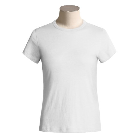 Kial Perfect Cotton T-Shirt - Short Sleeve (For Women)