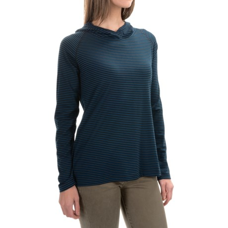 Woolrich Nittany Stripe Hoodie II (For Women)