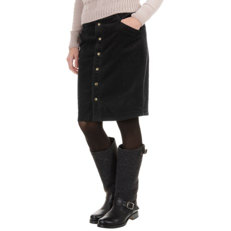 Woolrich Penns Wood Corduroy Skirt (For Women)