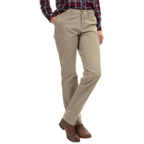 Woolrich Wood Dove Modern Chino Pants (For Women)