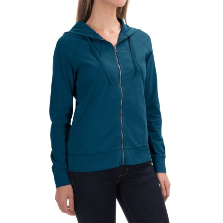 Woolrich First Forks II Hoodie - Cotton (For Women)