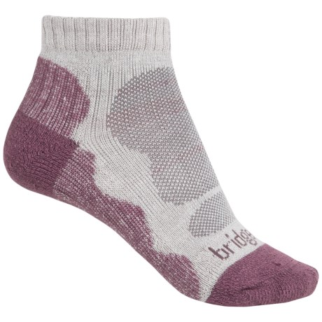 Bridgedale CoolMax® Lo Socks - Ankle (For Women)