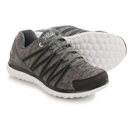 Fila CoolMax® Memory Asymmetric Cross-Training Shoes (For Women)