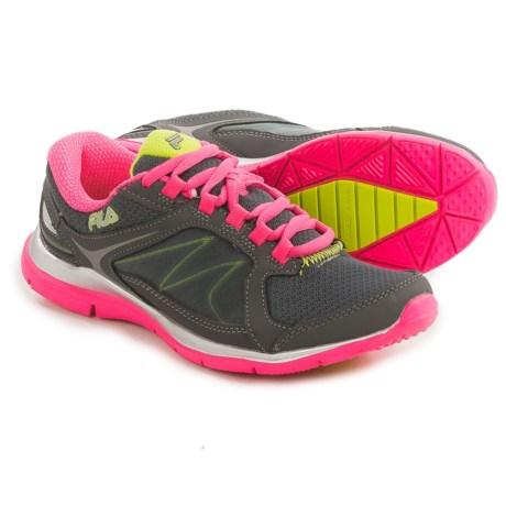 Fila Memory Resilient 2 Cross-Training Shoes (For Women)