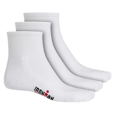 Wigwam Ultimax® Outdoor Pro Socks - 3-Pack, Ankle (For Men)