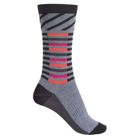 Wigwam Skyline Socks - Dri-Release® TENCEL®, Crew (For Women)