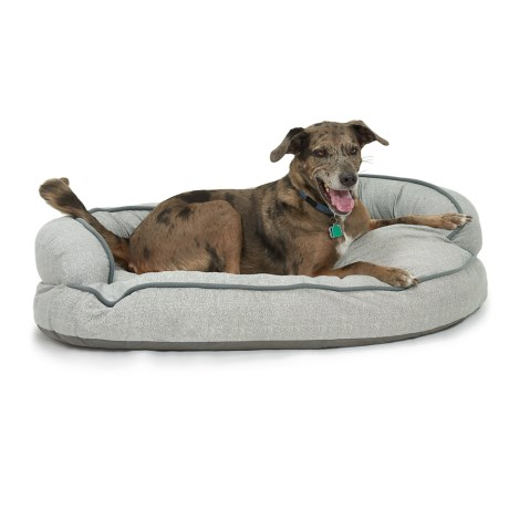 Kathy Ireland Constant Comfort Dog Bed - 2XL, 47x30""