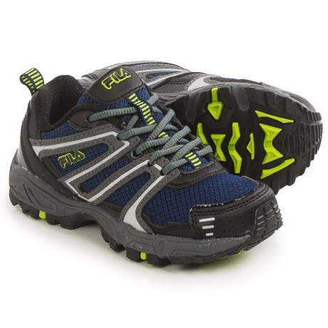 Fila Ascent 18 Trail Running Shoes (For Little and Big Kids)