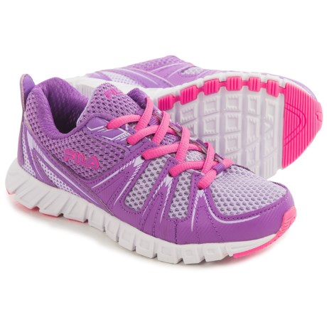 Fila Poseidon Running Shoes (For Little and Big Kids)