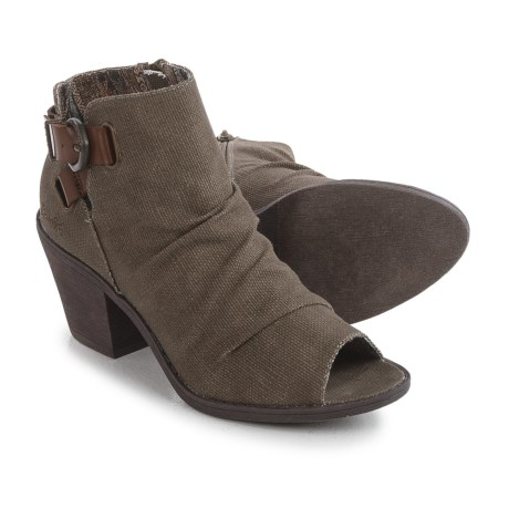 Blowfish Steffi Ranch Ankle Boots (For Women)