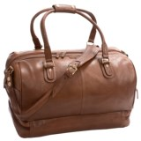 Scully Hidesign Calf Leather Duffel Bag