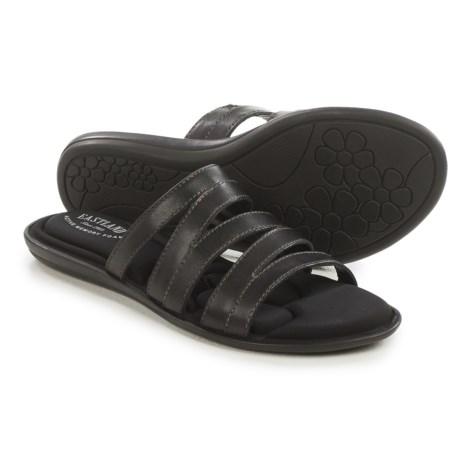 Eastland Phoebe Slide Sandals - Leather (For Women)