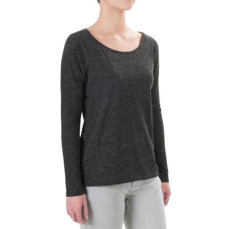 Artisan NY Raglan Jersey Shirt - Long Sleeve (For Women)