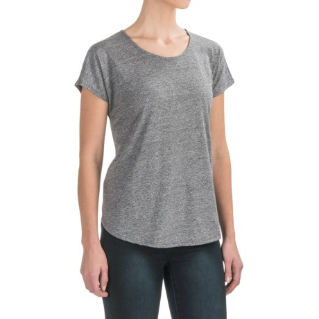 Artisan NY Dolman Moulinex Shirt - Short Sleeve (For Women)