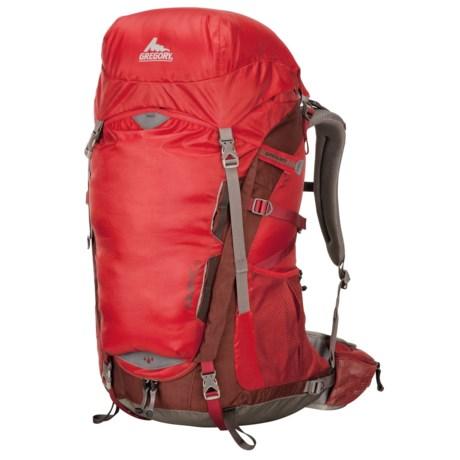 Gregory Savant 58L Backpack - Internal Frame