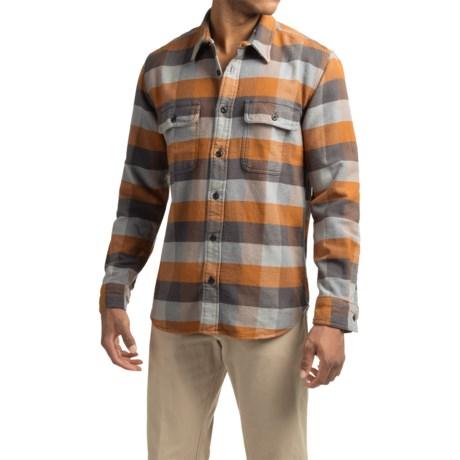 Filson Vintage Flannel Work Shirt - Long Sleeve (For Men)