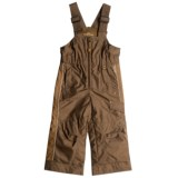 Obermeyer Worker Ski Bib Pants - Insulated (For Kids)