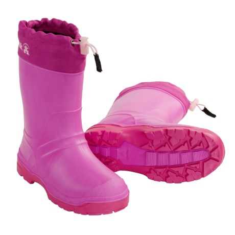 Kamik Snowkone 5 Winter Boots - Waterproof (For Kids and Youth)