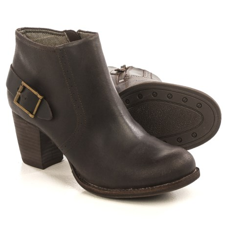 Caterpillar Annette Short Ankle Boots - Leather (For Women)