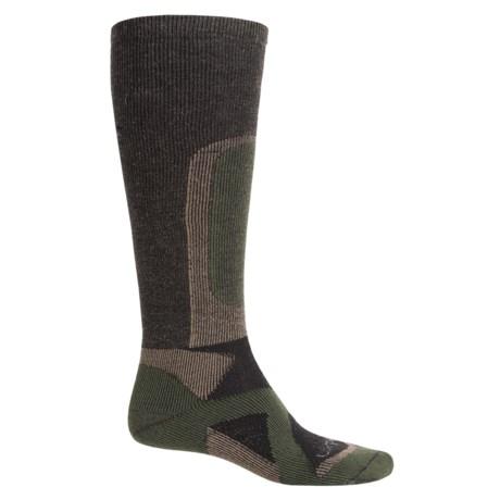 Lorpen T2 Hunt Heavy Stop Socks - Over the Calf (For Men)