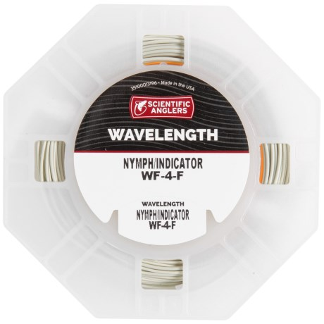 Scientific Anglers Wavelength Nymph-Indicator Fly Line - Floating, Weight Forward