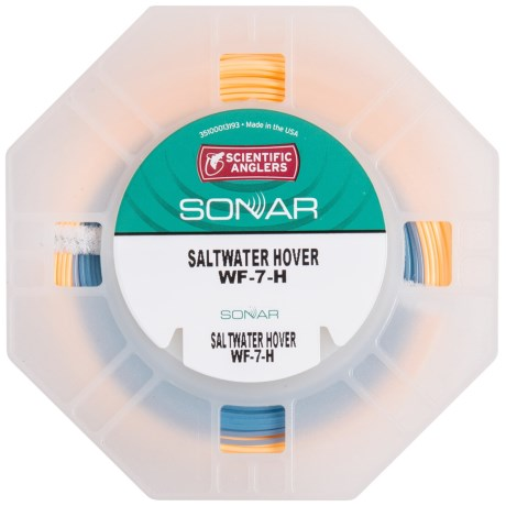 Scientific Anglers Sonar Saltwater Hover Fly Line - Sinking, Weight Forward