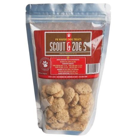 Scout and Zoe's Dog Treats - 6 oz.
