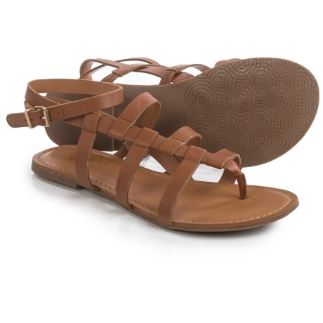 Franco Sarto Jamille Gladiator Sandals - Leather (For Women)