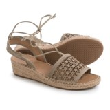 Franco Sarto Libby Espadrille Sandals - Suede (For Women)