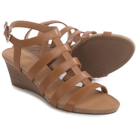 Franco Sarto Doretta Sandals - Leather, Wedge Heel (For Women)
