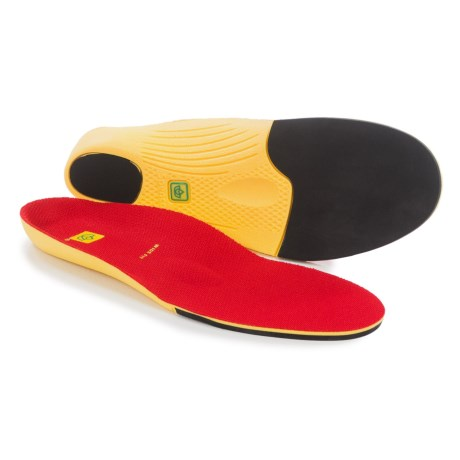 Spenco PolySorb® Walker/Runner Insoles - Wide Fit (For Men and Women)