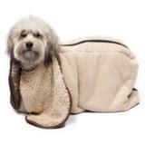 Dog Gone Smart Zip-N-Dri Dog Towel