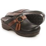 Dansko Shandi Clogs - Leather (For Women)
