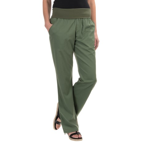 Woolrich Perfect Way TENCEL® Pants (For Women)