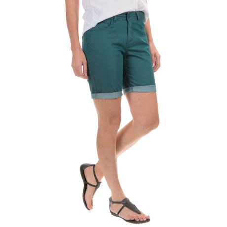 Woolrich Standing Stone Shorts (For Women)