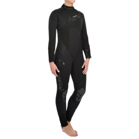 Camaro Pronomic Overall Wetsuit - 5mm (For Women)