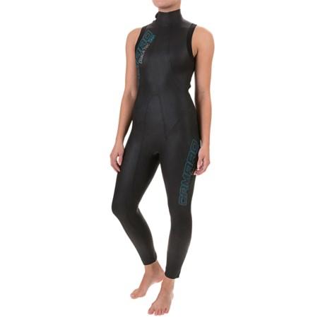 Camaro Blacktec Skin 7/8 Wetsuit - 2mm, Sleeveless (For Women)