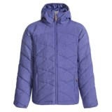 McKinley Cranbrook Down Jacket - Hooded (For Big Girls)