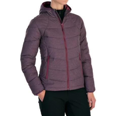 McKinley Laje Hooded Down Jacket (For Women)